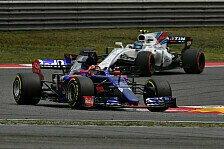 Formel 1: Mittelfeld-Kampf um Prestige und Geld