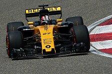 Renaults Nico Hülkenberg dämpft Erwartungen: P7 in China nur Momentaufnahme