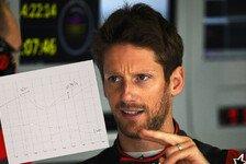 Haas-Pilot Romain Grosjean attackiert Stewards: Strafe in China ein Witz!