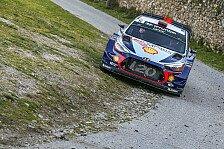 Hyundai-Pilot Neuville gewinnt die Rallye Frankreich auf Korsika