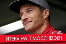 Timo Scheider: Das sagt er zur Kurzzeit-Rückkehr