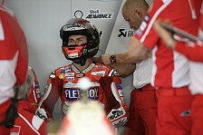 Jorge Lorenzo will Argentinien GP nach Crash nur vergessen