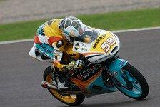 Juanfran Guevara: Moto3-Pilot verkündet sein Karriere-Ende