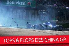 China GP 2017: Die Tops und Flops zum Formel-1-Rennen
