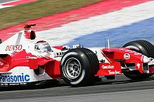 Formel 1 - Bilderserie: Malaysia GP - Malaysia GP: Der Samstag