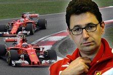 Niki Lauda: Mattia Binotto verantwortlich für Ferrari-Aufschwung