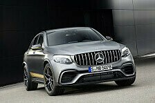 Auto - Mercedes-AMG kombiniert SUV mit V8-Kompetenz