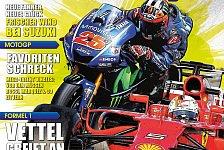 Neue Magazin-Ausgabe: Vettel greift an