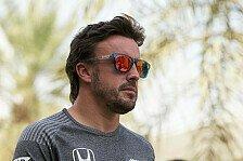 Kein Bock mehr auf McLaren? Gerüchte um Alonso-Abgang zu Renault oder Porsche