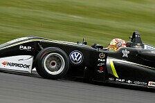 Lando Norris siegt im ersten Rennen in Silverstone