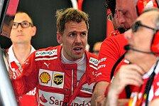 Vettel & Ferrari: WM-Aus wegen Technik-K.o.? Grausame Formel 1