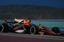 Bahrain: Fernando Alonso startet nach Motorschaden von Platz 16