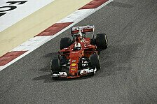 Live-Ticker Bahrain GP: Das Rennen in Sakhir