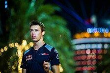 Formel 1: Daniil Kvyat kehrt in Sochi an den Ort seiner Degradierung zurück