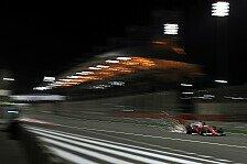 Vettel siegt in Bahrain - Hamilton kassiert Strafe