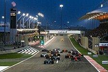 Formel 1 2018: Revolution bei Startzeiten geplant?
