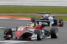 Formel 3 EM - Silverstone: Podium für Günther beim Saisonauftakt