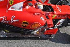 Illegal? Ferrari-Unterboden aus der Schusslinie
