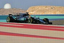 Bahrain-Test Tag 1: Mercedes vor Ferrari