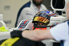 Gary Paffett: Warum der 36-Jährige 'Young Driver' für Williams so wichtig ist