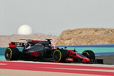 Bahrain-Test: Haas im Bremsen-Wirrwarr