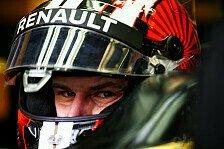 Hülkenberg: Renault tappt mit Updates im Dunkeln