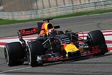 Helmut Marko: Red Bull motzt Chassis bis Spanien GP gewaltig auf