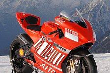 MotoGP - Umbau bei Ducati