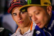 MotoGP - Marc Marquez nach Rossi-Crash: Werde mich nicht ändern
