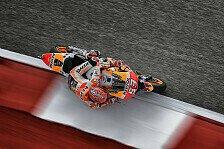 Live-Ticker zum MotoGP-Rennen der USA in Austin