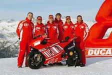 MotoGP - Bilder: Ducati Event-Wrooom 2007