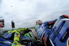 Valentino Rossi und Maverick Vinales geraten in Austin-Qualifying aneinander