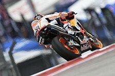 Warm Up Austin: Marquez bezwingt Vinales knapp