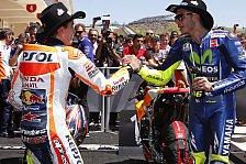 Rossi und Marquez in Austin nicht in der MotoGP-Pressekonferenz