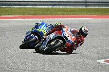 Lorenzo im Jerez-Qualifying: Iannone hängt wie eine Fliege hinten dran