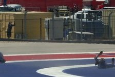 Maverick Vinales: Fehlerhafter Michelin-Reifen schuld an Crash in Austin