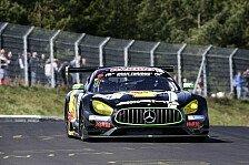 Götz bei 24h-Qualirennen auf dem Nürburgring unter Wert geschlagen