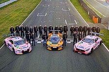 ADAC GT Masters - BWT Mücke Motorsport vor Debüt im ADAC GT Masters