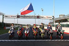 ADAC Northern Europe Cup Moto3 - Bilder: Training Misano