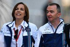 Formel 1, Williams-Krise: Lowe will von Kündigung nichts wissen