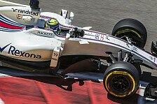 Sochi-Spezialist Williams: Massa ackert, Stroll lernt