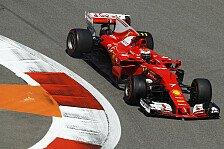 Erlösung für Ferrari-Finne Kimi Räikkönen in Russland: Sofort Top-Gefühl im Auto
