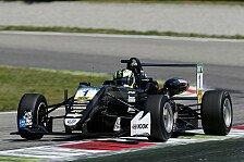 Formel 3 EM - Eriksson siegt, erstes Podium für Mick Schumacher
