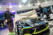 Carrera Cup - Bilder: Präsentation: raceunion Huber Racing