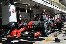 Barcelona-Update: Haas entscheidet per Münzwurf und Grosjean hat kein Glück