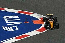 Formel 1, Barcelona: Nächste Update-Flut für Hülkenberg