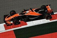 Mathe-Ass Fernando Alonso: 3 Sekunden Defizit durch Honda in Sochi