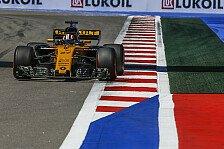 Formel 1, Russland: Nico Hülkenberg trotz Startplatz 8 skeptisch für das Rennen