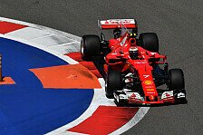 Ferrari-Pilot Kimi Räikkönen glänzt: Auferstehung im Sochi-Qualifying