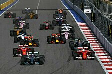 1. F1-Sieg! Bottas schlägt Ferrari in Russland